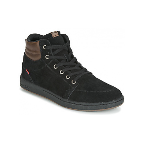 Globe GS BOOT men's Shoes (High-top Trainers) in Black