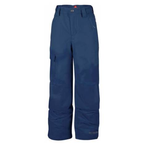 Columbia BUGABOO II PANT dark blue - Kids' winter trousers