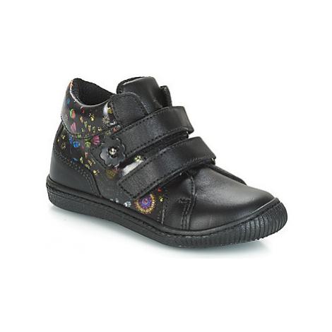 Citrouille et Compagnie JUPETTE girls's Children's Shoes (Trainers) in Black