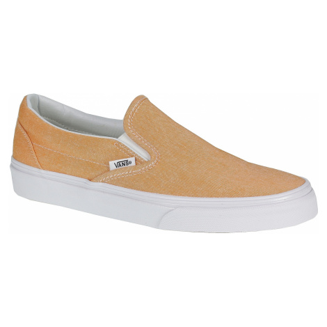 shoes Vans Classic Slip-On - Chambray/Coral/True White