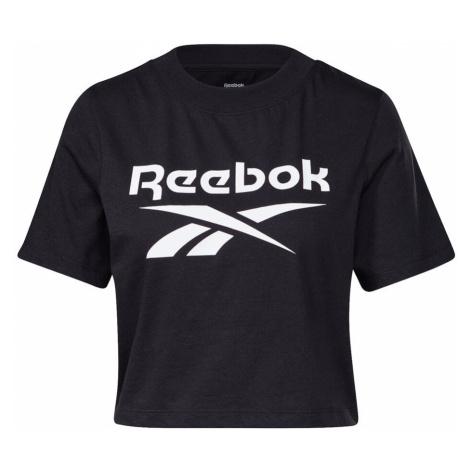 Ripped Crop T-Shirt Women Reebok