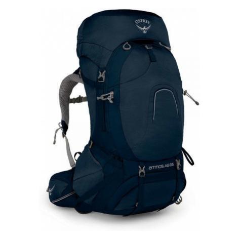 Osprey ATMOS AG 65 L blue - Trekking backpack