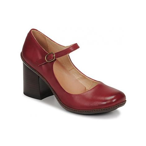 Neosens MARSANNE women's Court Shoes in Red