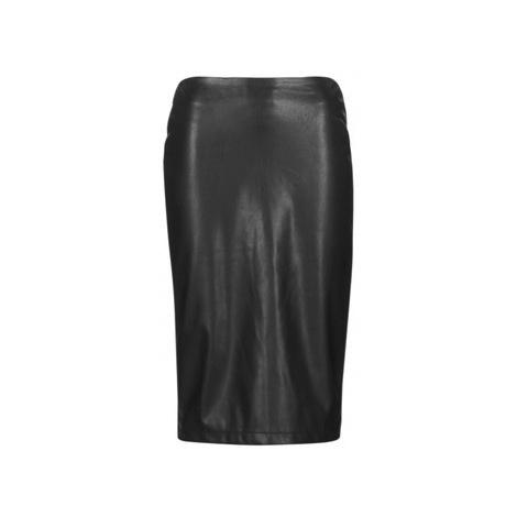 Moony Mood LESTOU women's Skirt in Black