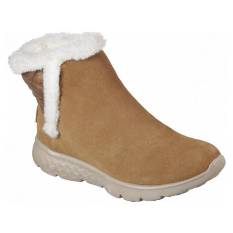 Skechers ON-THE-GO 400 COZIES brown - Women's boots