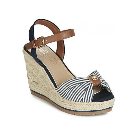 Tom Tailor 6990205-NAVY women's Sandals in Blue