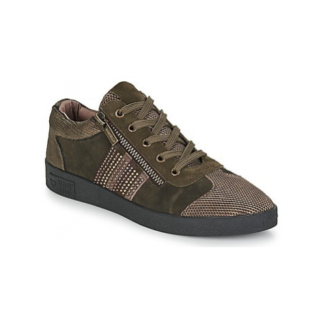 Mam'Zelle BADRIA women's Shoes (Trainers) in Brown