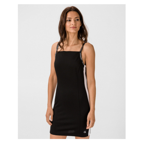 Calvin Klein Milano Dress Black