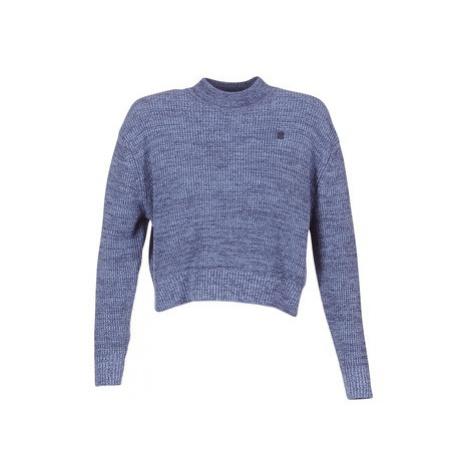 G-Star Raw FOGELA KNIT women's Sweater in Blue