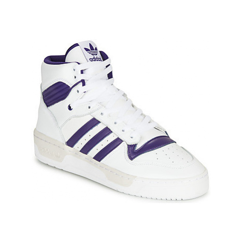 Adidas RIVALRY men's Shoes (High-top Trainers) in White