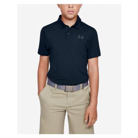 Under Armour Kids Polo Shirt Blue