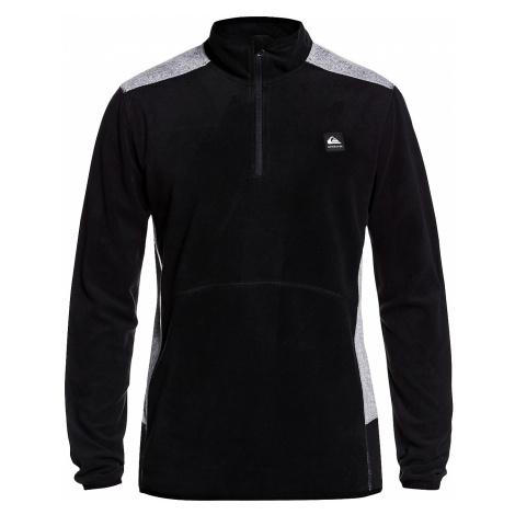 sweatshirt Quiksilver Aker Fleece - KVJ0/Black - men´s