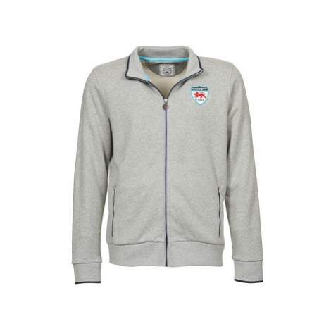 Hackett EDZELL men's Sweatshirt in Grey