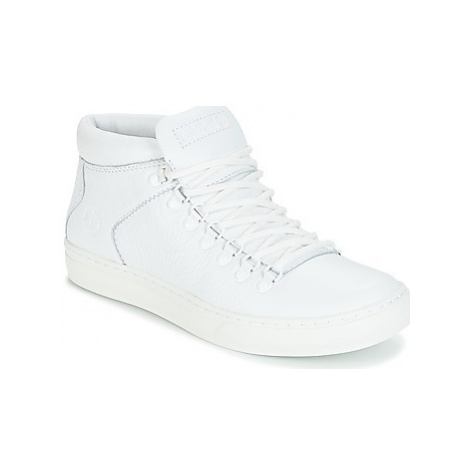 Timberland ADVENTURE2.0 CUPSOLE men's Shoes (High-top Trainers) in White