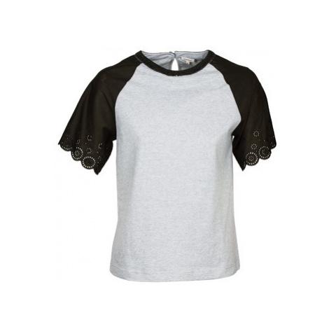 Manoush FANCY women's T shirt in Grey