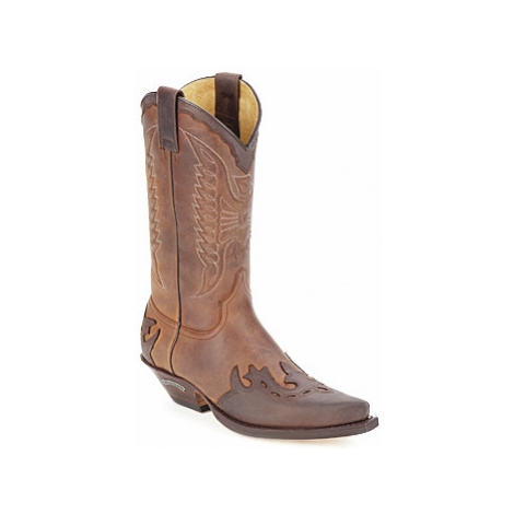 Sendra boots DAVIS women's High Boots in Brown
