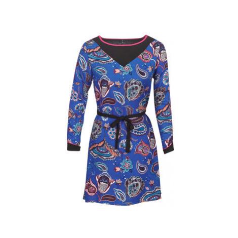 Smash AVERI women's Dress in Multicolour