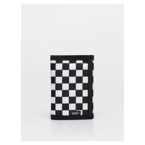 Vans MN Slipped Wallet Black White