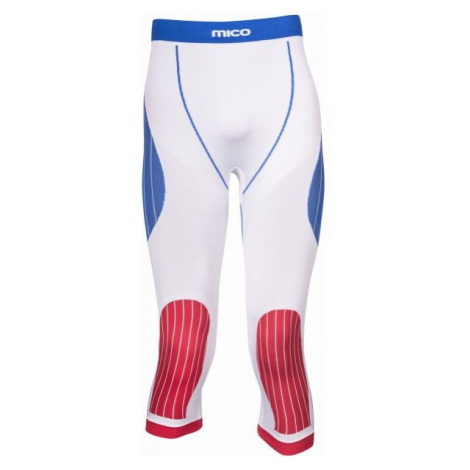 Mico 3/4 TIGHT PANTS OFFICIAL CZE white - Official CZE 3/4 underpants