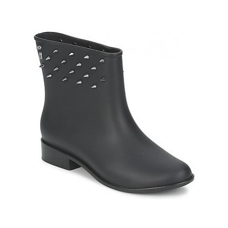 Melissa MOON DUST SPIKE women's Mid Boots in Black