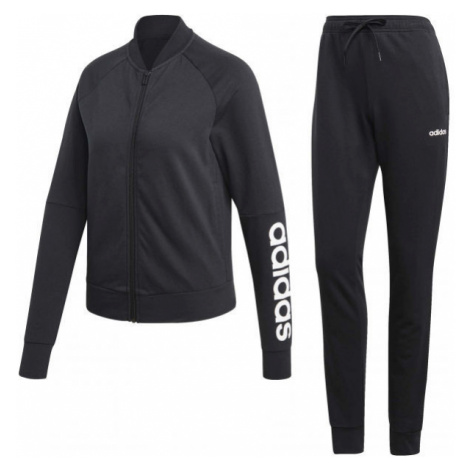 adidas WTS NEW CO MARK black - Women's tracksuit