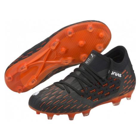 Puma FUTURE 6.3 NETFIT FG/AG JR - Kids' football shoes