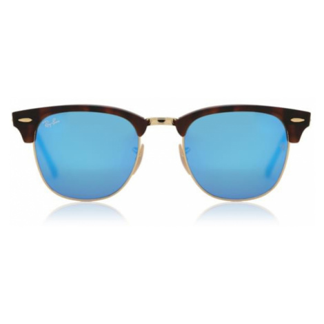 Ray-Ban Sunglasses RB3016 Clubmaster Flash Lenses 114517