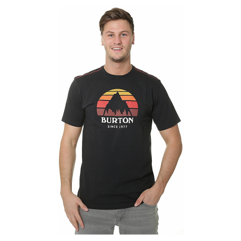 T-Shirt Burton Underhill - True Black