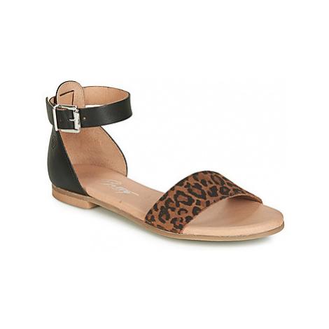 Betty London JIKOTIRE women's Sandals in Black