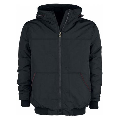 Urban Surface - Ripstop Jacket - Jacket - black
