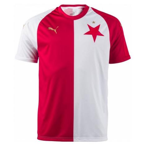 Puma SK SLAVIA HOME REPLICA white - Football jersey