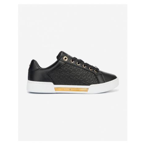 Tommy Hilfiger Monogram Elevated Sneakers Black