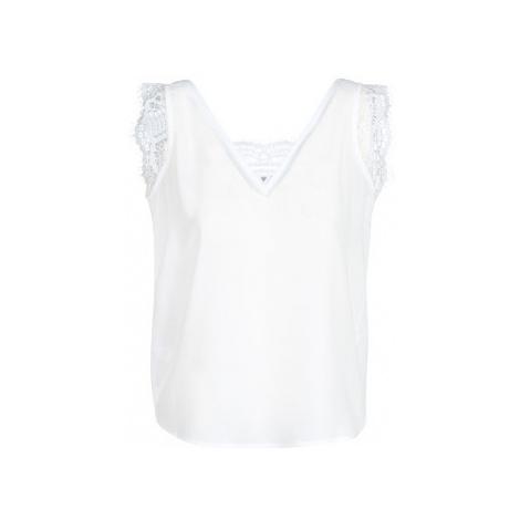 Betty London KAKE women's Blouse in White