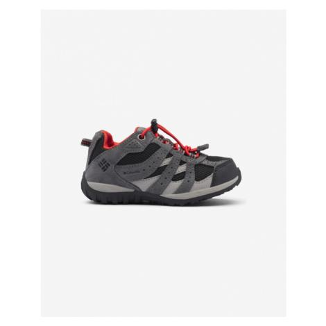 Columbia Kids Sneakers Black Grey