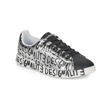Desigual COSMIC DESIGUALITÉ women's Shoes (Trainers) in Grey