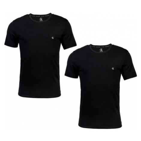 Calvin Klein S/S CREW NECK 2PK black - Men's T-shirt set