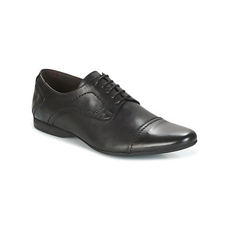 Carlington MOUNfER men's Casual Shoes in Black