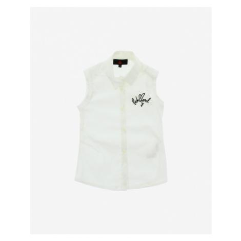 John Richmond Kids Shirt White