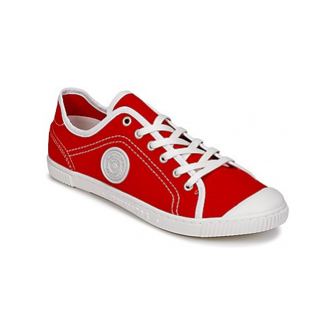 Pataugas BAHER-T-COQUELICOT women's Shoes (Trainers) in Red