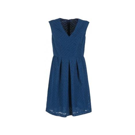 Benetton JESABE women's Dress in Blue United Colors of Benetton