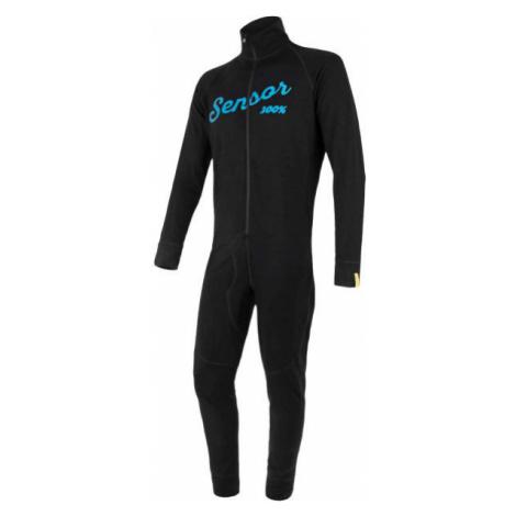 Sensor MERINO DF - Men's functional one-piece suit
