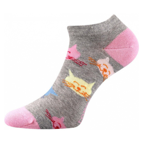 Boma PETTY 013 grey - Ankle socks