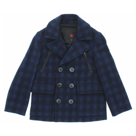 John Richmond Kids Coat Blue