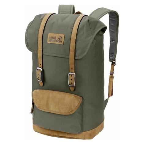 backpack Jack Wolfskin Earlham - Woodland Green