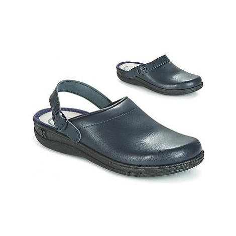 Romika VILLAGE 375 women's Slippers in Blue