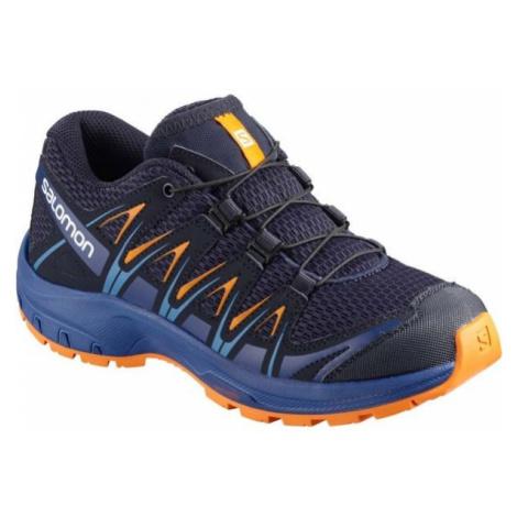 Salomon XA PRO 3D J dark blue - Kids' running shoes