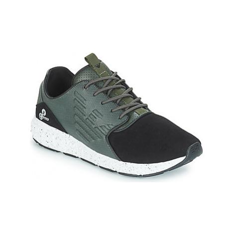 Emporio Armani EA7 SPIRIT C2 LIGHT WINTERIZED women's Shoes (Trainers) in Green