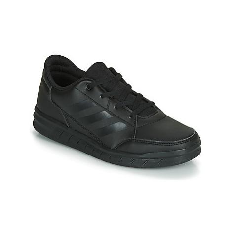 Adidas ALTASPORT K girls's Children's Shoes (Trainers) in Black