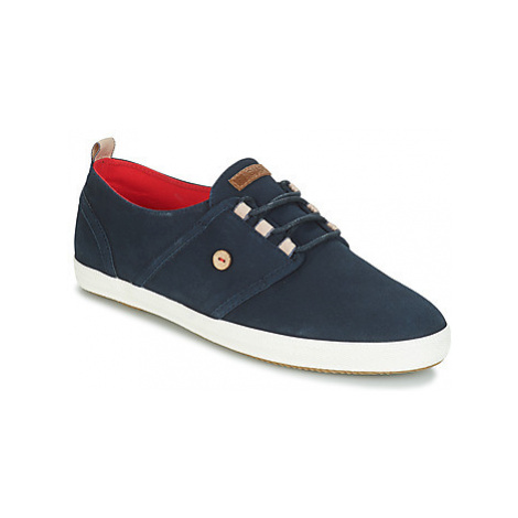Faguo CYPRESSR women's Shoes (Trainers) in Blue