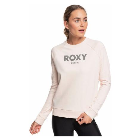 sweatshirt Roxy Windy Road Fleece - MDT0/Peach Blush - women´s